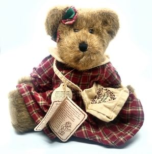 """Boyd's Bear ,""""Tj's Best Dressed Collection"""""""""""